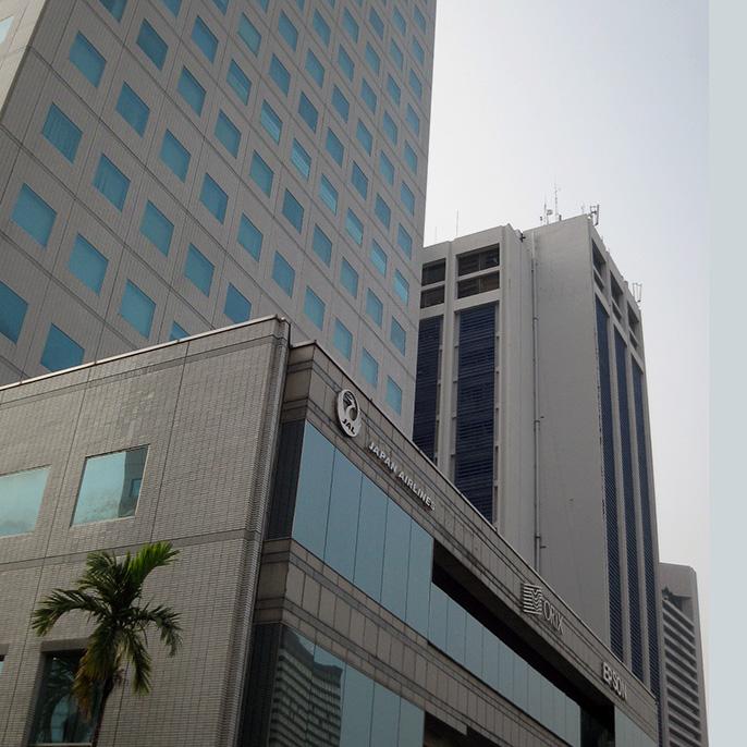 インドネシア現地法人 PT.SAKUMA INDONESIA